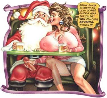 santa claus sex games